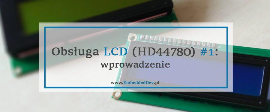 Obsługa LCD HD44780