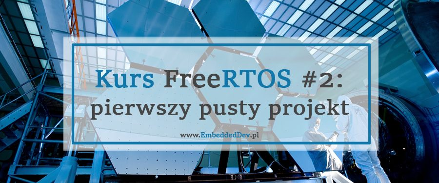 FreeRTOS template