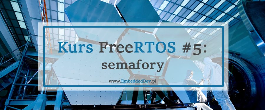 freertos semafory